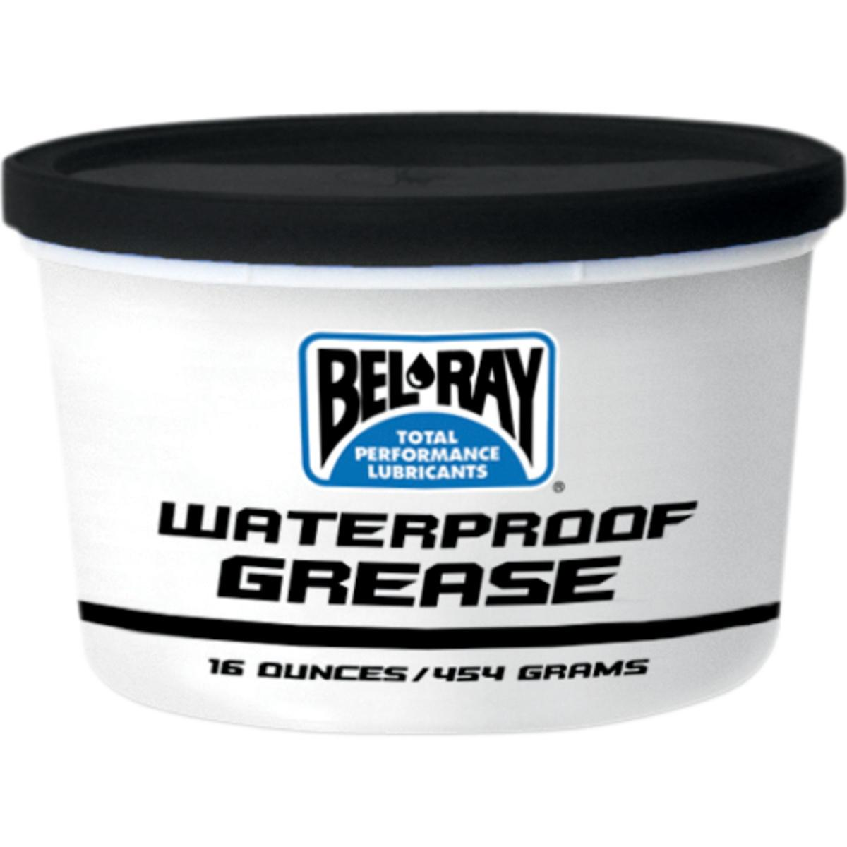GREASE WATERPROOF BEL-RAY