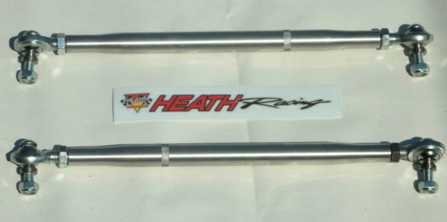 Heath Racing Cobra Aluminum Tie Rod Kit