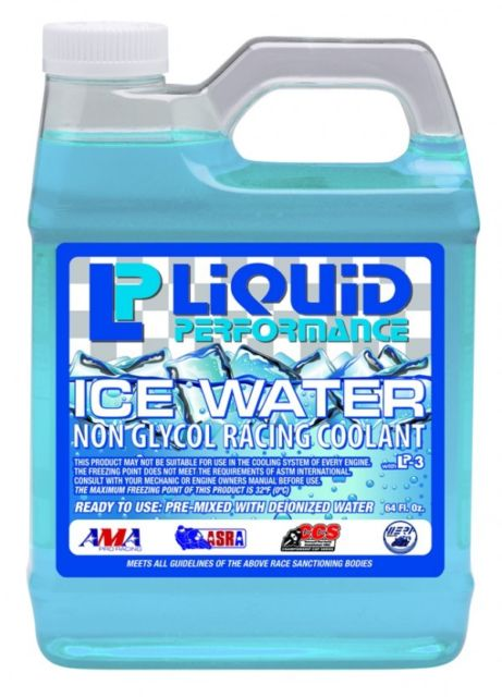 Liquid Performance Ice Water Non-Glycol Racing Coolant
