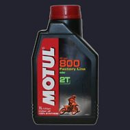 Motul 800 2T Synthetic Engine Oil