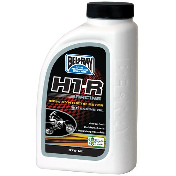 OIL ENGINE H1-R RACING FULL SYNTHETIC ESTER 2T BEL-RAY