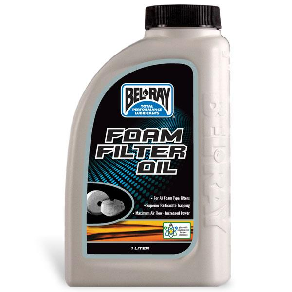 OIL FOAM FILTER BEL-RAY