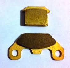 Brake Pad Set CX65